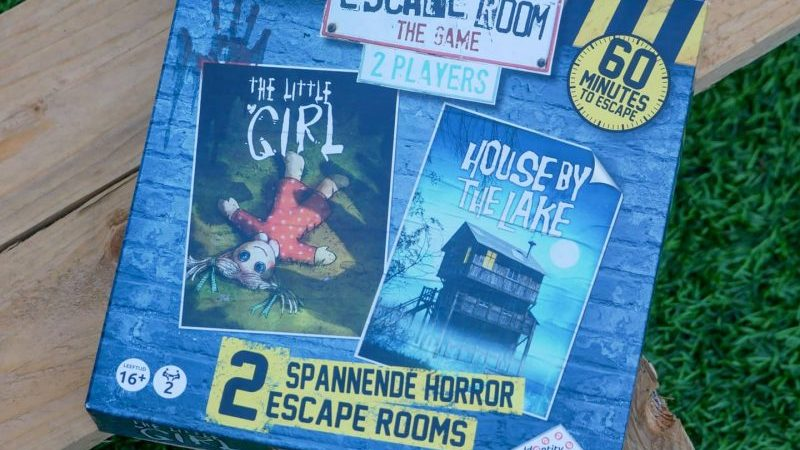 Escape room the game: Horror