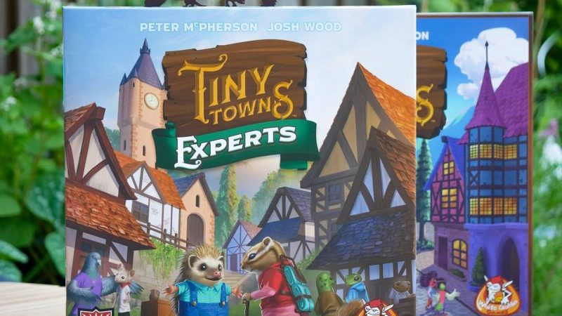 Tiny Towns – Experts