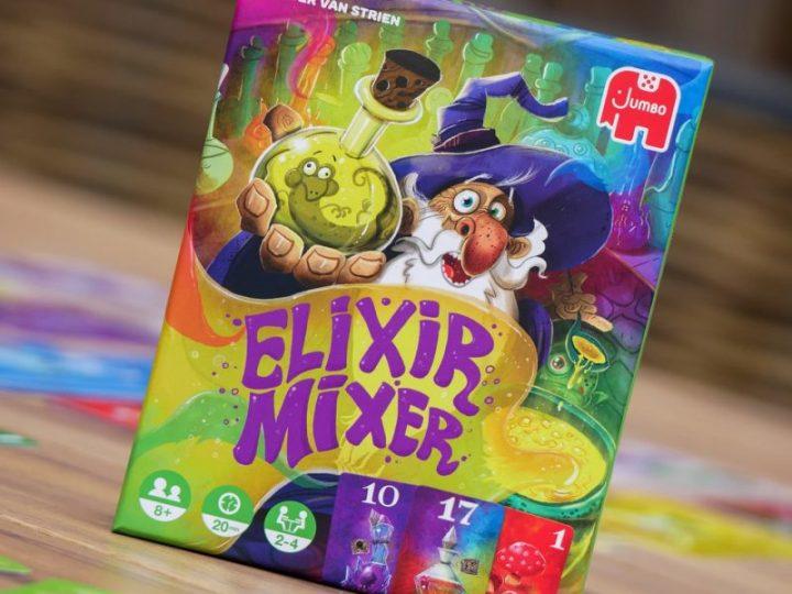 Elixir Mixer