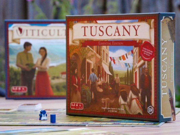Viticulture – Tuscany