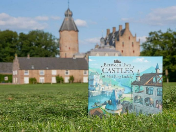 BETWEEN TO CASTLES OF MAD KING LUDWIG